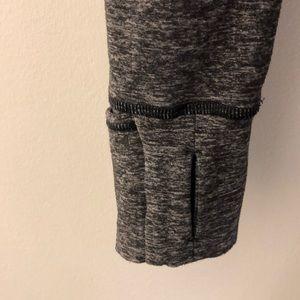 lululemon athletica Tops - Lululemon black 1/2 zip pullover, sz 8, 68411